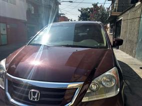 Honda Odyssey De Lujo