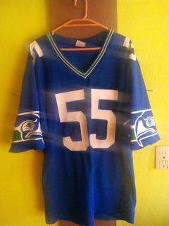 Jersey Original De La Epoca Brian Bosworth Seattle Seahawks