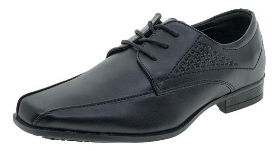 Sapato Infantil Masculino Broken Rules - 95026 Preto 01