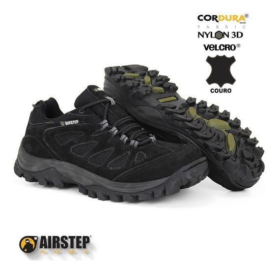 Tênis Hiking Airstep 5600-1 Preto