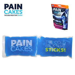 Paincakes Wrap Stickable Compresa Fría Que Se Queda En Place