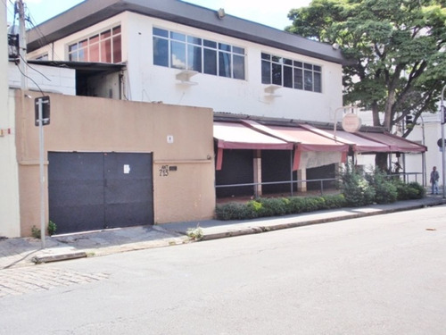 Imagem 1 de 15 de Locação Salão - Chácara Santo Antônio, São Paulo-sp - Rr2737