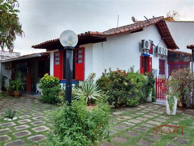 Casa Residencial À Venda, Jardim Excelsior, Cabo Frio. - Ca0033