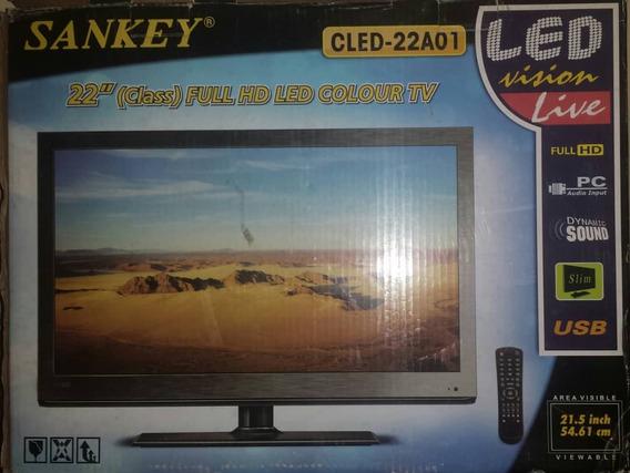 Televisor Sankey 22pulgadas