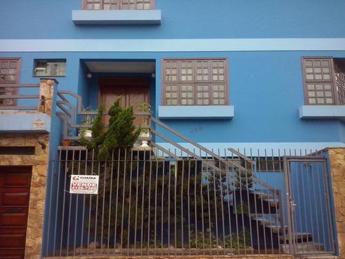 Imagem 1 de 18 de Sobrado Para Aluguel, 3 Quartos, 3 Suítes, 8 Vagas, Nova Petrópolis - São Bernardo Do Campo/sp - 67447