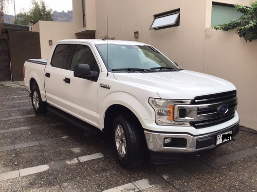 Ford F 150 Año 2020 Xlt 3.3 Doble Cabina 4x2