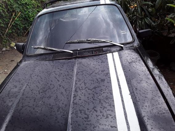 Chevrolet Chevette Sedán