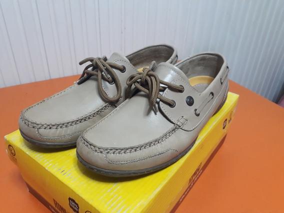 Zapatos Náuticos Ringo 100% Cuero - Talle 43