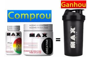 Multivitaminico Multimax Complex +creatina 300g Max Titanium