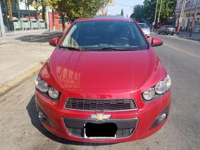 Chevrolet Sonic 2015 Bordo 25.000 Kmts Nuico!!!!!