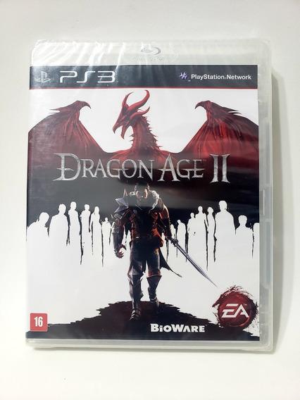 Jogo Dragon Age 2 - Ps3 Mídia Física Novo Lacrado