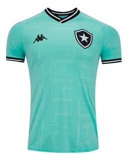 Camisa Do Botafogo Carioca Rj Nova - Desconto + Imperdível