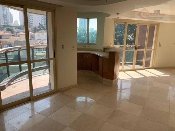Apartamento Com 4 Dormitórios À Venda, 227 M² Por R$ 1.600.000,00 - Jardim Anália Franco - São Paulo/sp - Ap2240