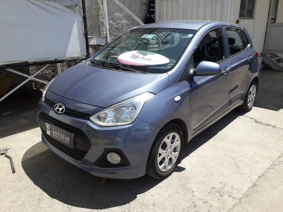 Hyundai Grand I10 Ba Gls 1.2 Full 2017