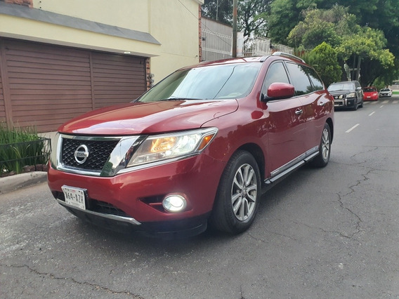 Nissan Pathfinder 2015 3.5 Advance Mt