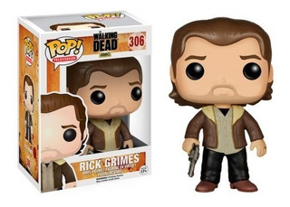 Funko Pop Rick Grimes - The Walking Dead - #306