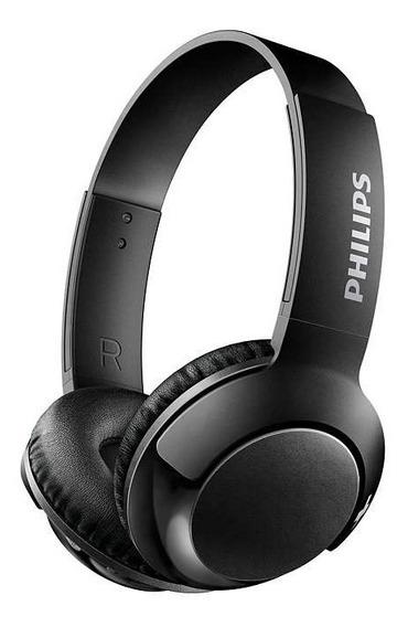 Fone De Ouvido Bluetooth Philips Shb3075 Bass+ Com Microfone