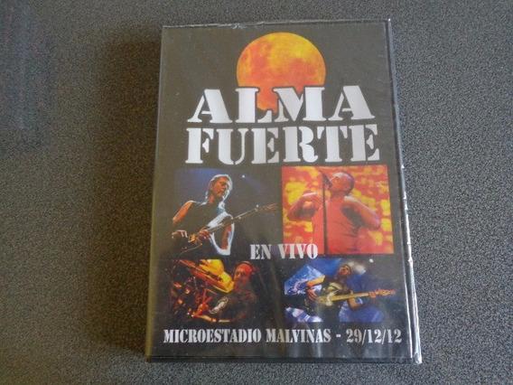 Almafuerte En Vivo Malvinas 29/12/12 Cd/dvd Nuevo Cerrado.