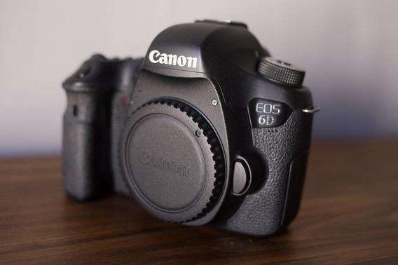 Canon 6d - Camera Usada