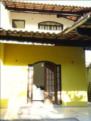 Casa Residencial Para Locação Quadra Da Praia De Piratininga, Niterói. - Ca0118