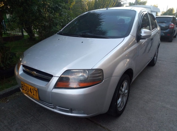 Chevrolet Aveo L 1.400cc Sa Abs 2ab