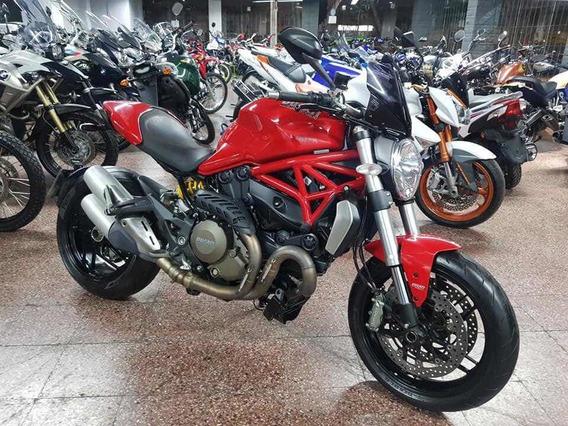 Ducati Monster 1200 R - Financiacion - Permutas