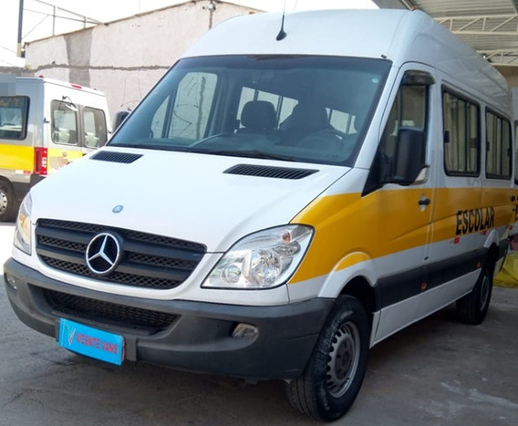 Mercedes-benz Sprinter 415 Teto Alto 2014