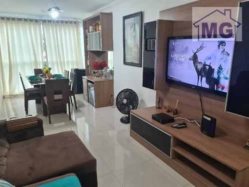 Apartamento À Venda, 78 M² Por R$ 650.000,00 - Glória - Macaé/rj - Ap0502