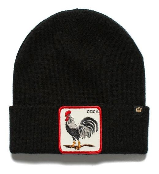 Gorra Lana Goorin Beanie Winter Bird Animal Farm Gallo