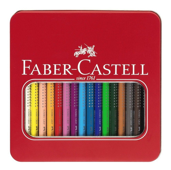 16 Hermosos Colores Fabercastell
