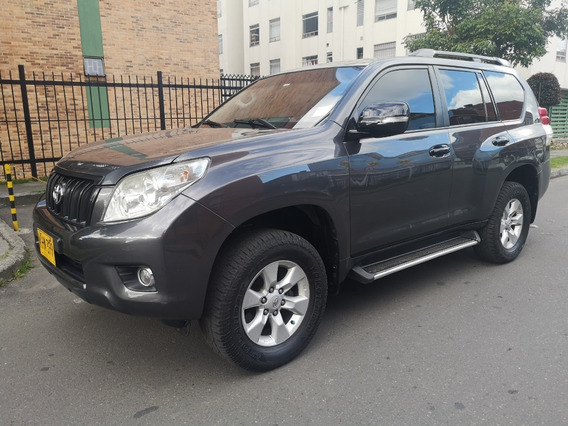 Toyota Prado Tx 2011 Blindada Nivel Iii Resolucion