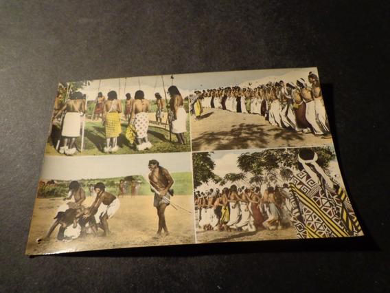 Paraguay- Indios Autóctonos- Foto Claus Henning-ver Descripc