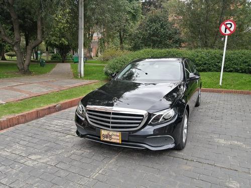 Mercedes-benz Clase E 2018 2.0 Avantgarde
