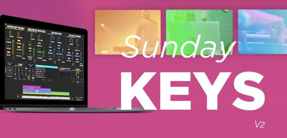 Sunday Keys Ultimate V2 2019 Para Mainstage Concerto