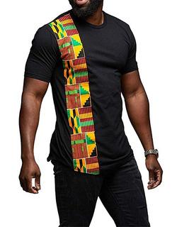 Polo Shirt De Verano Para Hombre, Diseño Tribal Africano
