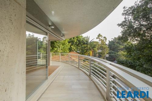 Imagem 1 de 15 de Apartamento - Jardim América  - Sp - 644753