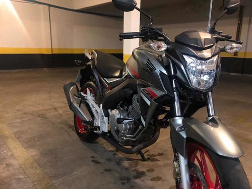 Imagem 1 de 8 de Honda Cb Twister 250cc