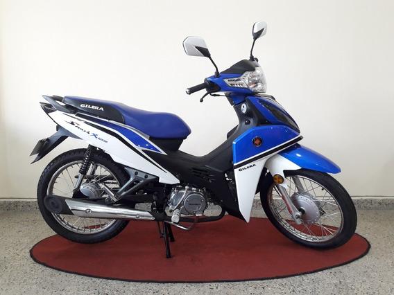 Gilera Smash 125 X Ruggeri Motos