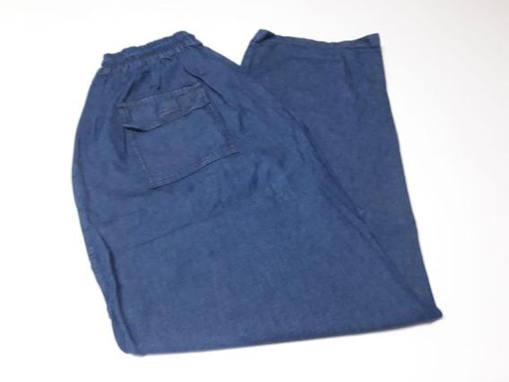 Náutico Jeans Hombre T. Grande C Elástico T 54 Al 80 Excel