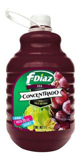Caja C/12 Concentrado Pulpa De Fruta F-diaz 1l