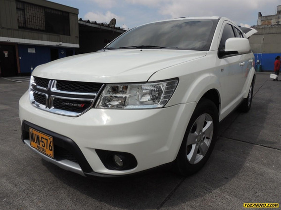 Dodge Journey Se 2.4cc At 7psj Fe