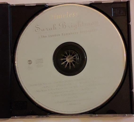 Sarah Brightman Cd Timeless 1997 Original