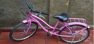 Bicicleta Rodado 24 .dama