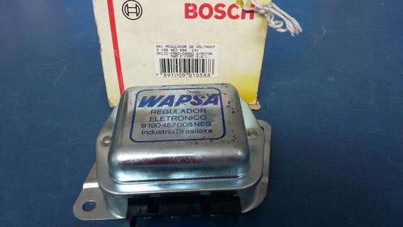 Regulador Voltagem Ford Cargo 14v Bosch 9190457008 Novo
