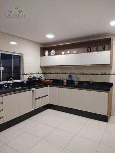 Imagem 1 de 30 de Sobrado Com 3 Dormitórios À Venda, 200 M² Por R$ 550.000,00 - Parque Atlântica - Ferraz De Vasconcelos/sp - So0164