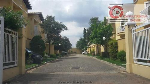 Imagem 1 de 29 de Casas Em Condomínio À Venda  Em Jundiaí/sp - Compre O Seu Casas Em Condomínio Aqui! - 1313796