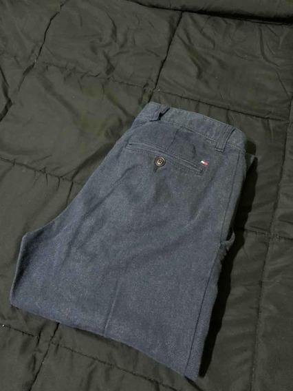 Pantalon De Vestir Tommy Hilfiger Usado. Proyecto Donación!