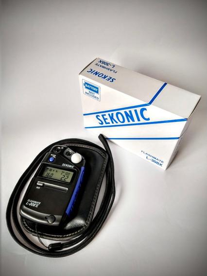 Fotometro Sekonic L-308x Flashmeter - Novíssimo