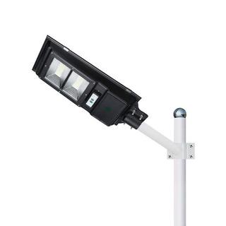 Lámpara Led Solar 40w Luminaria Suburbana Alumbrado Publico