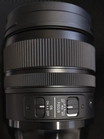 Lente Sigma 24-70mm Canon